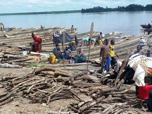 RDC : quatre pêcheurs introuvables après affrontements entre miliciens et éco-gardes à Vitshumbi