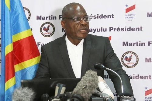 RDC : une plainte contre Martin Fayulu pour « incitation à la haine ethnique et crime de génocide »