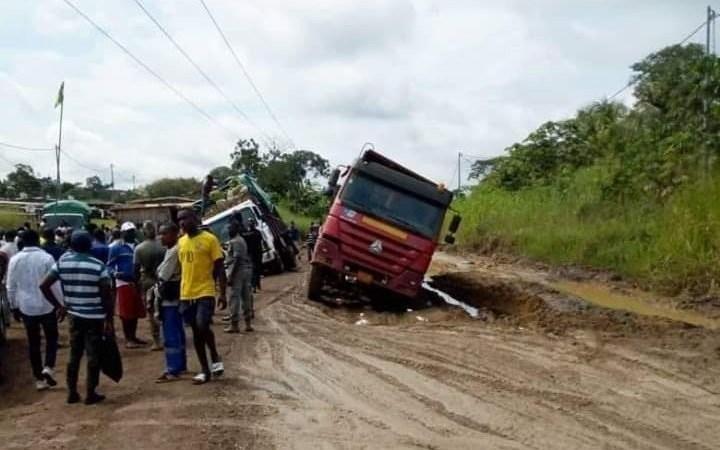 Gabon/Tronçon routier Ntoum-Kango: Le cauchemar sans fin