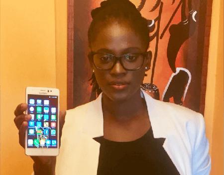 Fadima Diawara lance la Start-up «Kunfabo», le smartphone conçu pour et par les africains