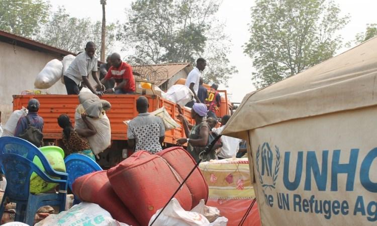 RDC: le HCR déplore le pillage d'un de ses bureaux