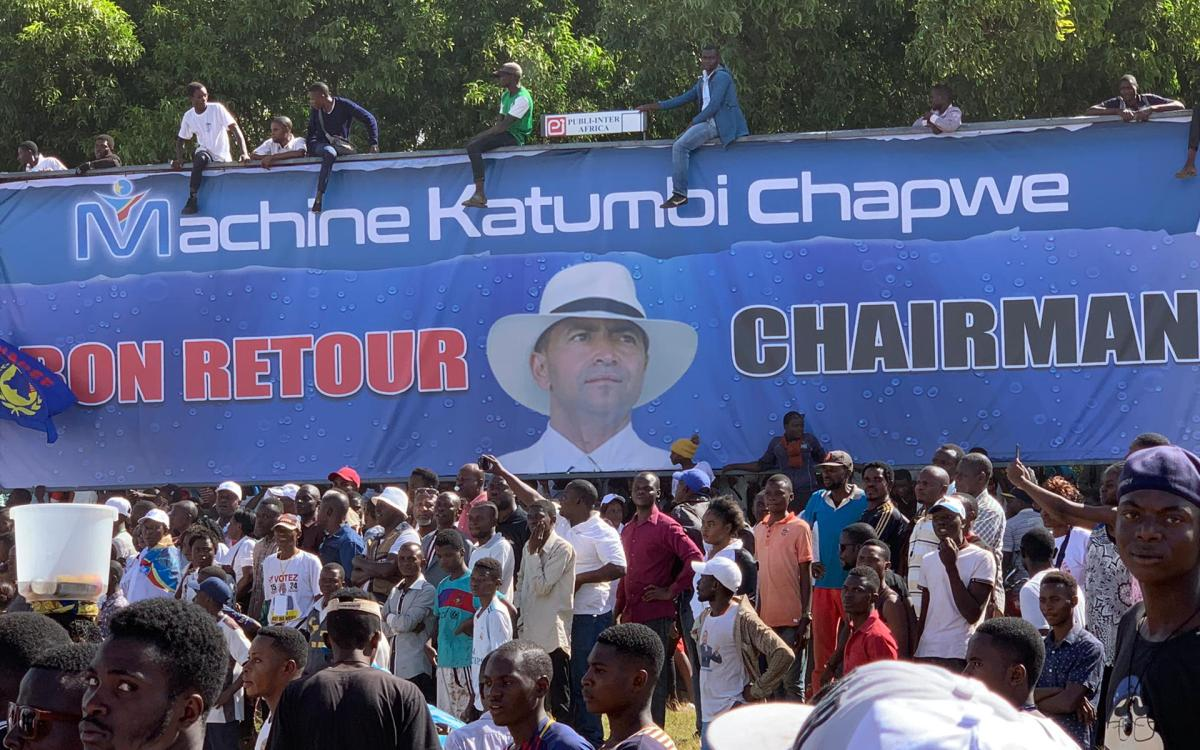 RDC : Le retour de Katumbi, le début d'un nouveau bras de fer