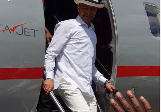 RDC : Moïse Katumbi est arrivé à Lubumbashi