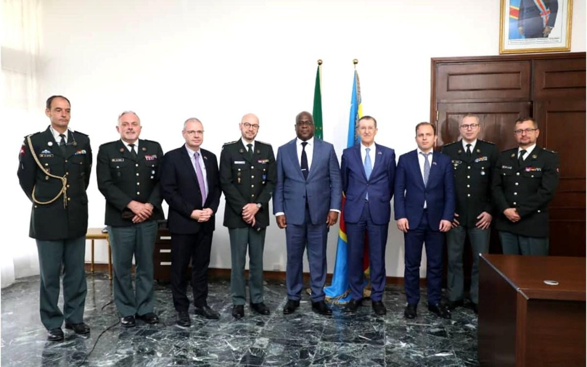 RDCongo : La normalisation avec la Belgique a démarré