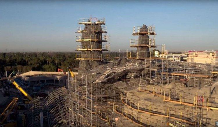 Etats-Unis : le parc Star Wars «plein» avant son ouverture