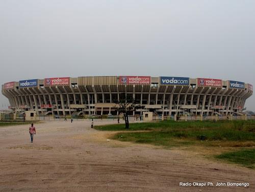 Coupe du Congo : la finale se joue reportée à dimanche au stade des martyrs