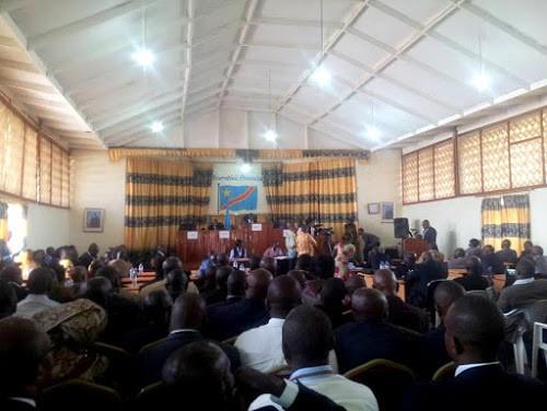 Ituri : le DG de la DGRPI interpellé à l'assemblée provinciale