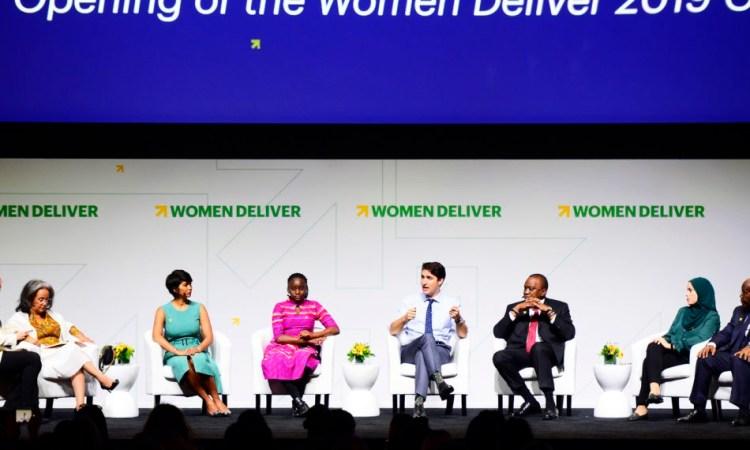 La FSBO à la Conférence Women Deliver 2019