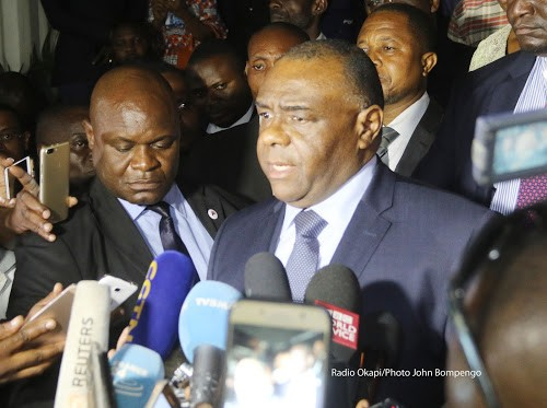 RDC: Jean-Pierre Bemba de retour à Kinshasa
