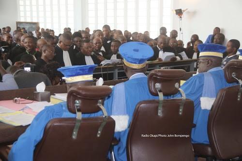 RDC : les audiences de rectification des erreurs matérielles annoncées ce lundi à la Cour constitutionnelle