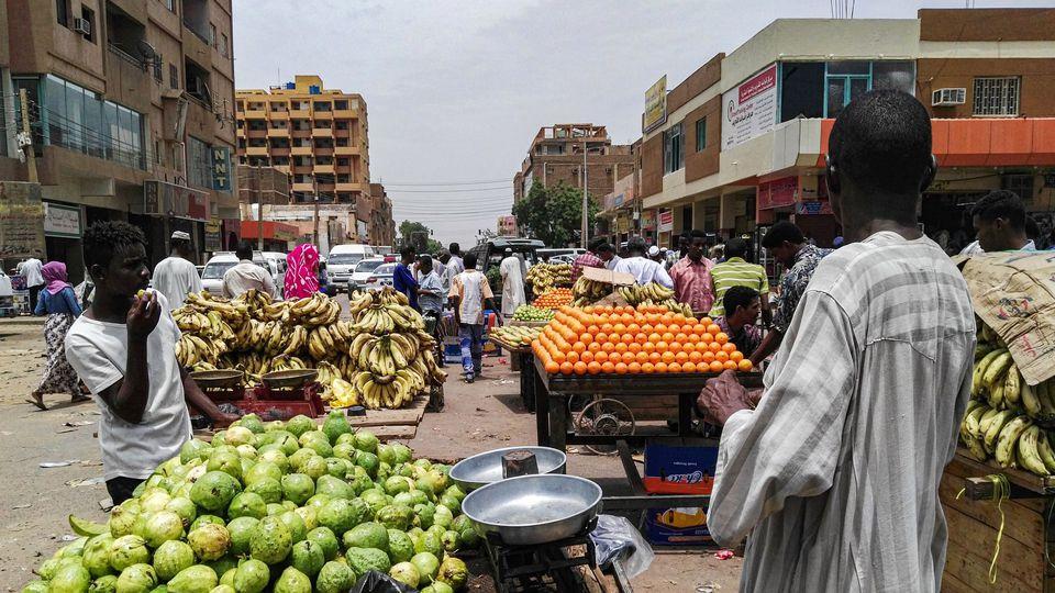 FIN DE LA DESOBEISSANCE CIVILE AU SOUDAN