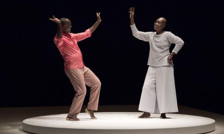 Salia Sanou, danseur en mouvement perpétuel: Bruxelles, Kinshasa, Avignon, Ouaga
