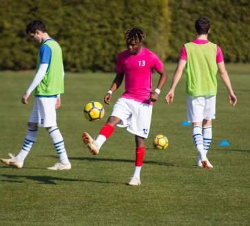 Football : Guy Elekana Reteno monte en deuxième division Tchèque avec SK Lisen