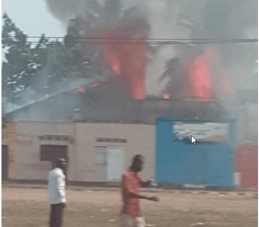 RDC : Le siège du parti de Charles Nawej mis à sac