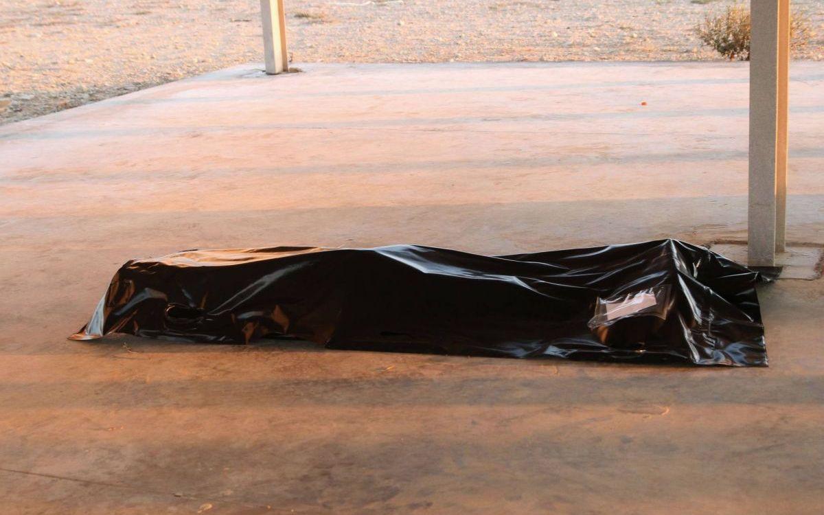 1200 1 1 - Libye: Inhumation de 46 migrants morts dans un naufrage au large de Khoms