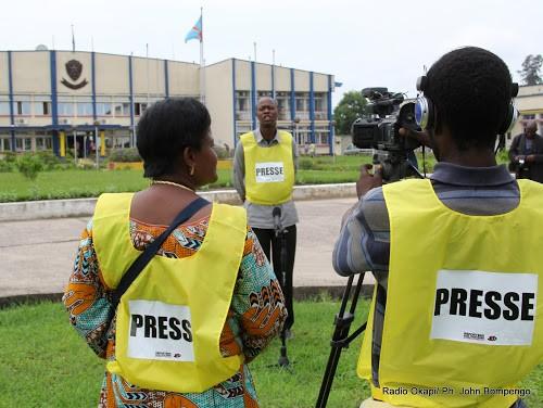 Kananga : l'UNPC appelle les journalistes à promouvoir le pluralisme d'opinion