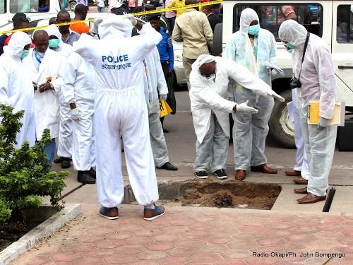 Kinshasa decouverte d'un corps sans vie pres de Kintambo - Kinshasa : découverte d'un corps sans vie près de Kintambo magasin