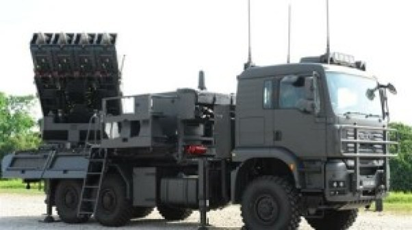 Système de missiles israélien Spyder. (Photo d'archives)