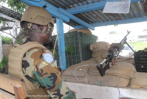 Maniema la société civile appelle au renforcement de la MONUSCO à Kasongo - Maniema : la société civile appelle au renforcement de la MONUSCO à Kasongo
