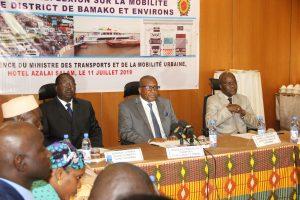 Mobilité urbaine à Bamako et environs: En quête de solutions consensuelles et durables