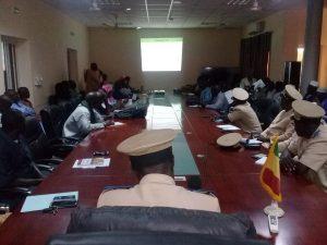 Mopti : restitution des résultats des journées locales de vaccination contre la poliomyélite, couplées à la SIAN