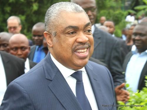 Sénat : Samy Badibanga crée la surprise et devient 1er vice-président