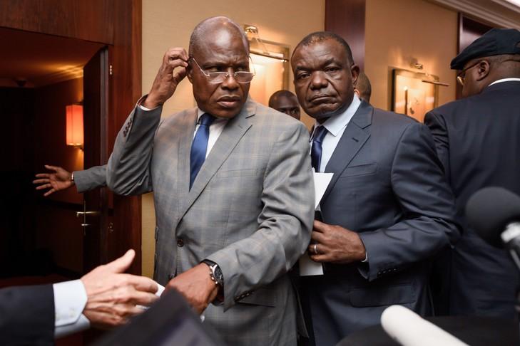 RDC : Freddy Matungulu nommé par Félix Tshisekedi à la BAD