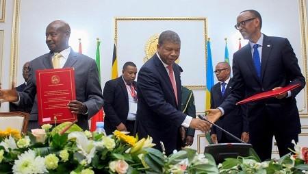 000 1jo3g2 0 - Après des mois de tensions, le Rwanda et l'Ouganda signent un accord