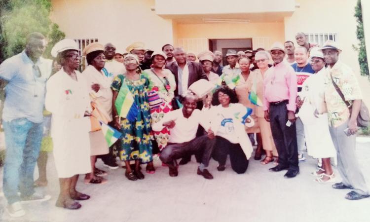 Gabon : Lancement des activités du Mouvement Républicain et Citoyen du 1er arrondissement de la commune de Libreville