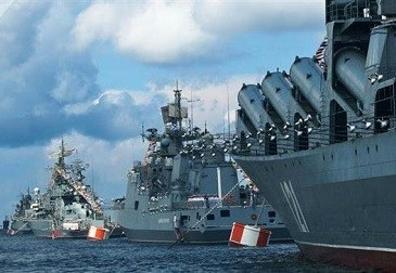 Golfe de Guinée: la marine russe débarque au Cameroun