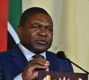 Le président du Mozambique à Moscou, à deux mois de la présidentielle
