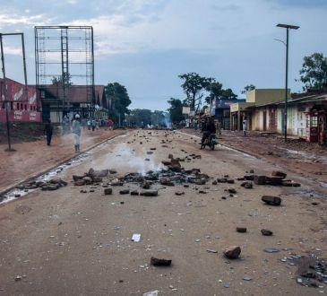 RDC: trois personnes tuées par balles dans une manifestation près de Béni