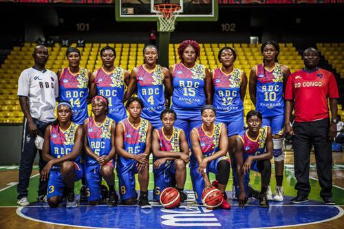 Afrobasket-Dakar : deuxième défaite de la RDC