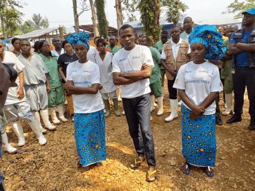 Ebola au Nord-Kivu et en Ituri : le seuil de 808 guéris franchi