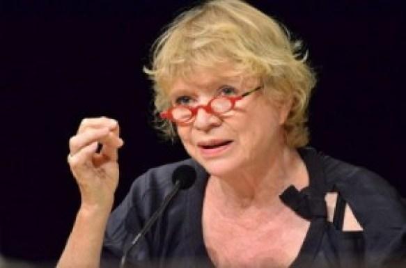Eva Joly, Icône de l'anti-corruption. Foto: Investig'Action