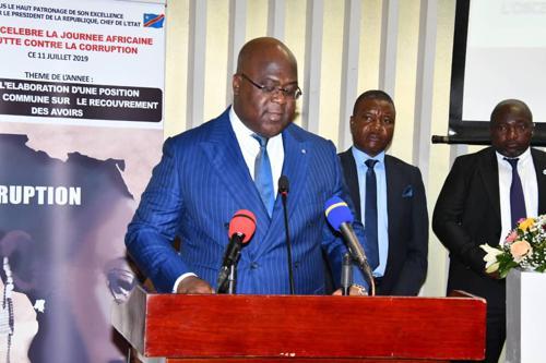 Félix Tshisekedi : « Plus de 90% de l'énergie consommée en RDC provient du bois »