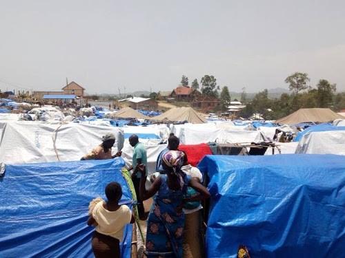 Ituri les milices armees rendre le retour des deplaces - Ituri : les milices armées rendre le retour des déplacés impossible (humanitaires)