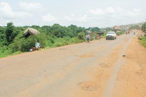 La route Samè-Kati a besoin d'entretien