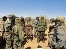 Lutte contre les terroristes: Les FAMA et la et Barkhane operent ensemble dans le Gourma