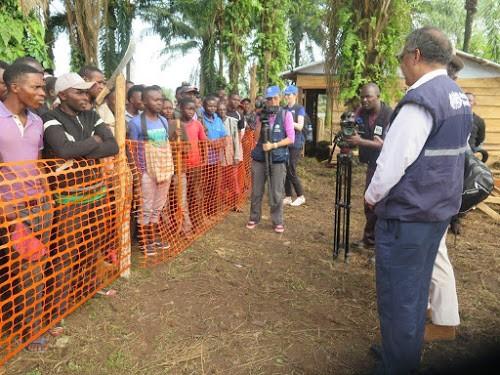 Nord-Kivu : des agents de la riposte à Ebola impayés depuis le mois d'avril