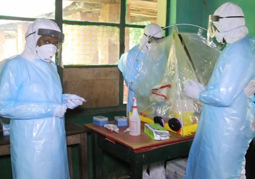 Nord-Kivu : l'ICCN installe des points de contrôle pour prévenir Ebola dans les parcs