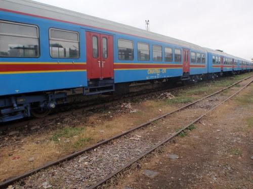 RDC : reprise du trafic ferroviaire Kinshasa-Kasangulu et Kinshasa-Matadi