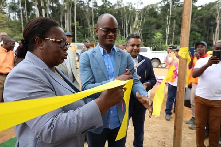 Secteur minier Une nouvelle chaîne de production d'or à Ndjole - Secteur minier: Une nouvelle chaîne de production d'or à Ndjole