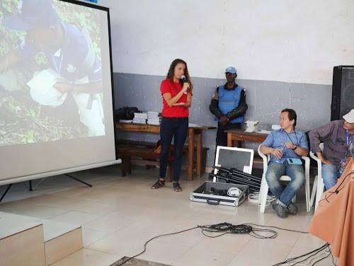 Tanganyika : UNMAS lance l'opération de déminage à Mateo