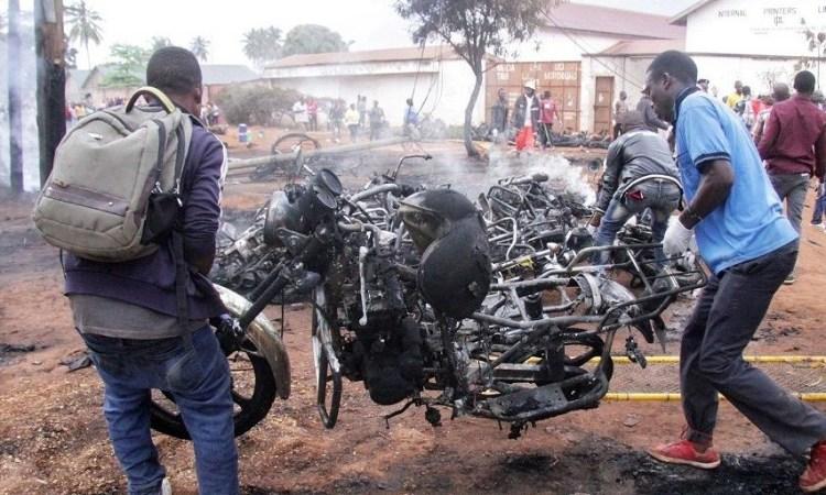 Tanzanie : 71 morts dans l'explosion d'un camion-citerne