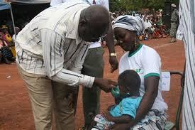 Tominian: La campagne synchronisée du 2ème passage de la Chimio prévention du paludisme saisonnier a démarré