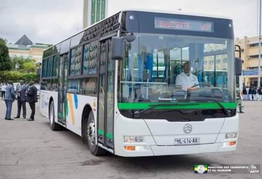 Transport urbain: Trans Urb, en «avant-première» lors du 17 août