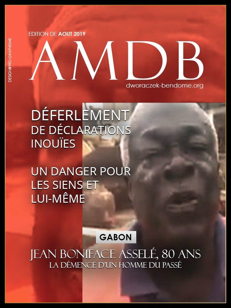 Gabon : Jean Boniface Asselé, 80 ans, la démence d'un homme du passé
