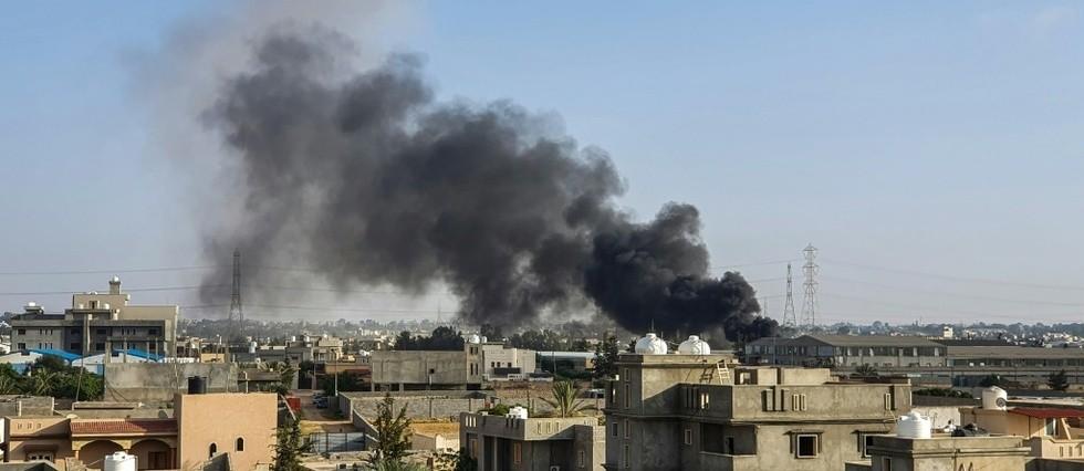 libye - Libye: 42 civils tués dans un raid aérien sur une ville du sud