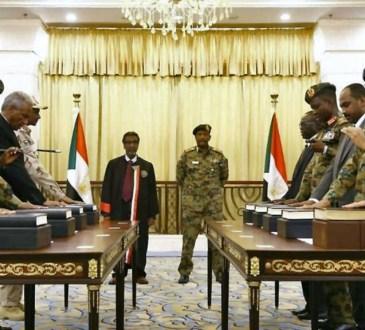 MISE EN PLACE DU CONSEIL SOUVERAIN AU SOUDAN:Eviter à tout prix les couacs